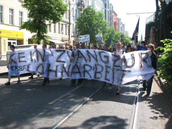 2. Mai 2009, Berlin